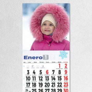 calendario de faldilla personalizado